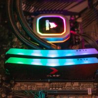Review: PNY XLR8 RGB (DDR4 @ 3200 MHz)