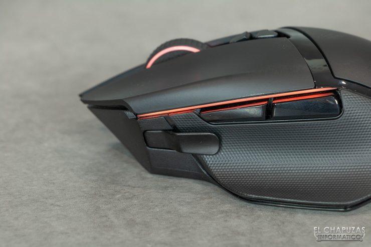 Razer Basilisk Ultimate - Botón sniper
