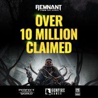 Más de 10 millones de jugadores han reclamado Remnant: From the Ashes desde la Epic Games Store