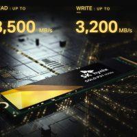 SK Hynix Gold P31: El primer SSD de consumo con memoria NAND Flash de 128 pisos