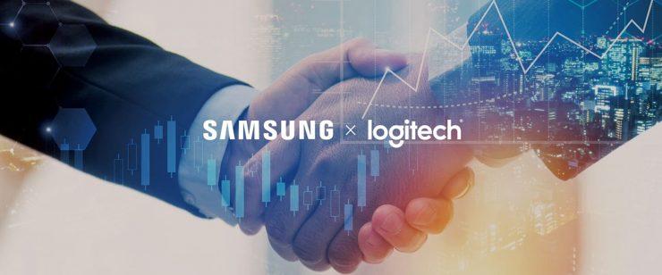 Samsung y Logitech