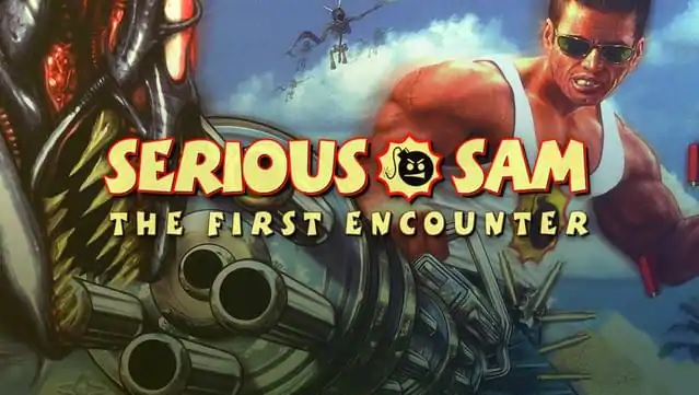 Serious Sam The First Encounter 0