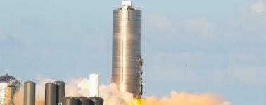 SpaceX consigue lanzar y aterrizar con éxito su prototipo Starship SN5