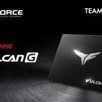 T-Force Vulcan G: SSD con interfaz SATA III orientado a los Gamers