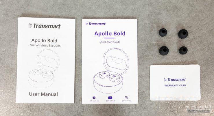 Tronsmart Apollo Bold - Accesorios 1