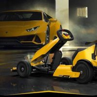 Xiaomi lanza su kart eléctrico Ninebot GoKart Pro Lamborghini Edition, suena como un Lamborghini