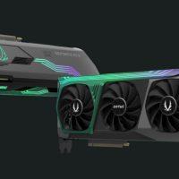 Zotac ve filtradas sus GeForce RTX 3090, GeForce RTX 3080 y GeForce RTX 3070