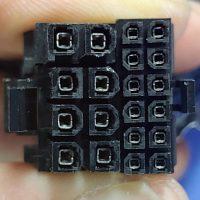 El conector de 12 pines de las Nvidia GeForce RTX Ampere se deja ver de cerca
