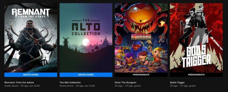 juegos gratis epic games 13 de agosto 740x301 0