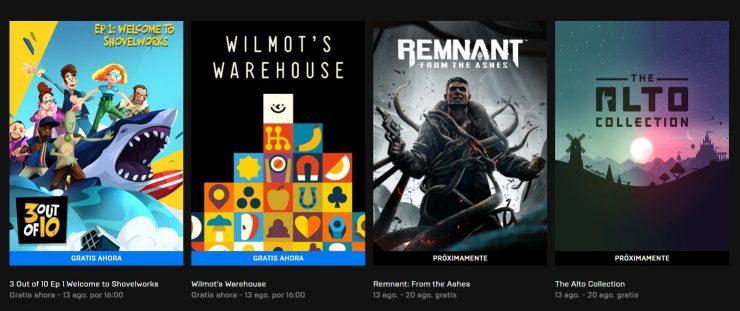 juegos gratis epic games store 6 de agosto 740x311 0
