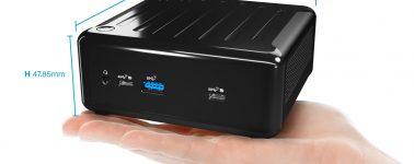ASRock 4X4 BOX-4000 Series: Mini-PC configurable con hasta un AMD Ryzen 7 4800U