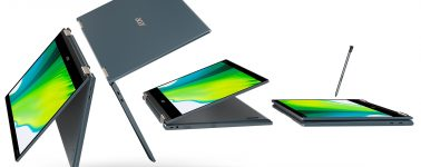 Acer Spin 7: Portátil Windows 10 con el SoC ARM Snapdragon 8cx Gen 2 5G