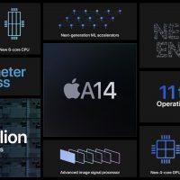 Apple revela el rendimiento de su SoC Apple A14 @ 5nm, no es tan bueno como se esperaba