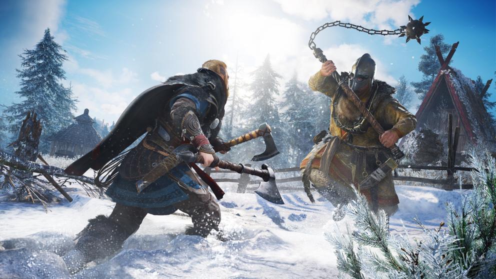 Assassins Creed Valhalla 0