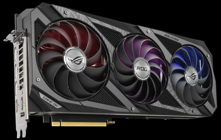 ROG STRIX GeForce RTX 3080 OC