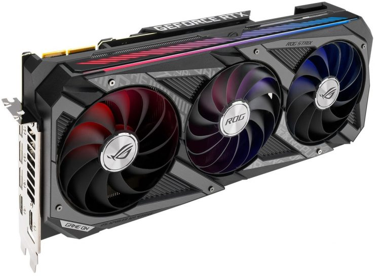 ROG Strix GeForce RTX 3090 & ROG Strix GeForce RTX 3080