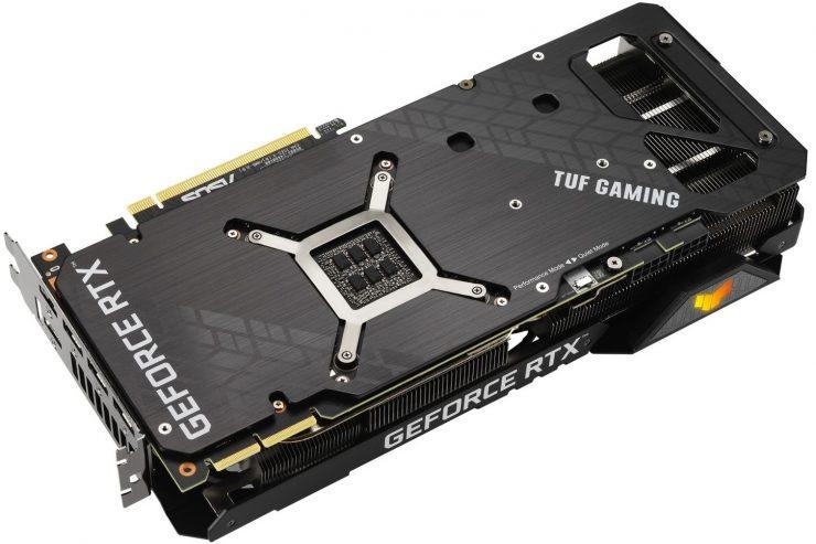 Asus TUF Gaming GeForce RTX 3090 & Asus TUF Gaming GeForce RTX 3090