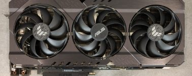 Review: Asus TUF GeForce RTX 3080 OC