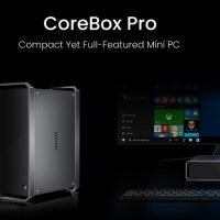 Chuwi CoreBox Pro: Mini-PC con CPU Intel Core de 10ª Gen @ 10nm por 399 dólares