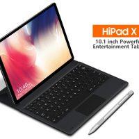 Chuwi HiPad X: Tablet con SoC MediaTek Helio P60, 6GB RAM, Android 10 y conectividad 4G LTE