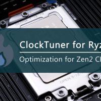 Descarga ya ClockTuner: +rendimiento y -consumo en tu AMD Ryzen 3000 con 1 sólo clic