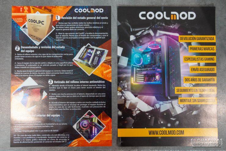 CoolPC Workart III - Embalaje 4