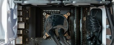 Review: CoolPC Workart III (Core i7-10700K + GTX 1660 SUPER)