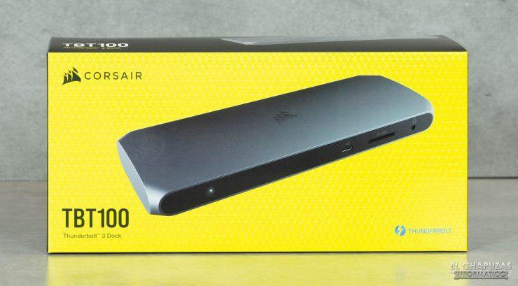 Corsair TBT100 - Embalaje 1