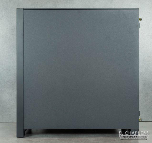 Corsair iCUE 4000X RGB - Lateral secundario