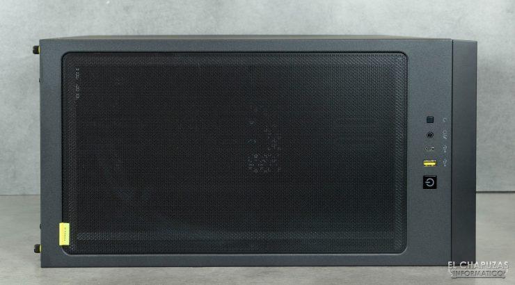 Corsair iCUE 4000X RGB - Tapa superior