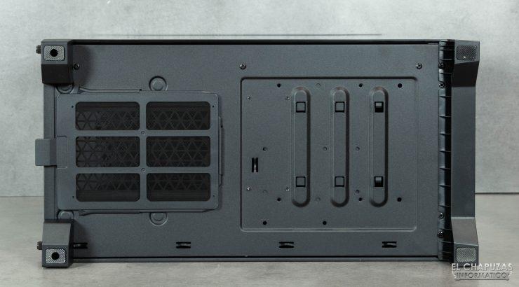 Corsair iCUE 4000X RGB - Base