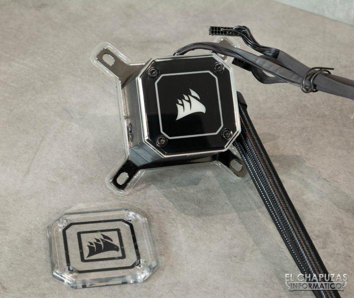 Corsair iCUE H150i Elite Capellix - Deposito