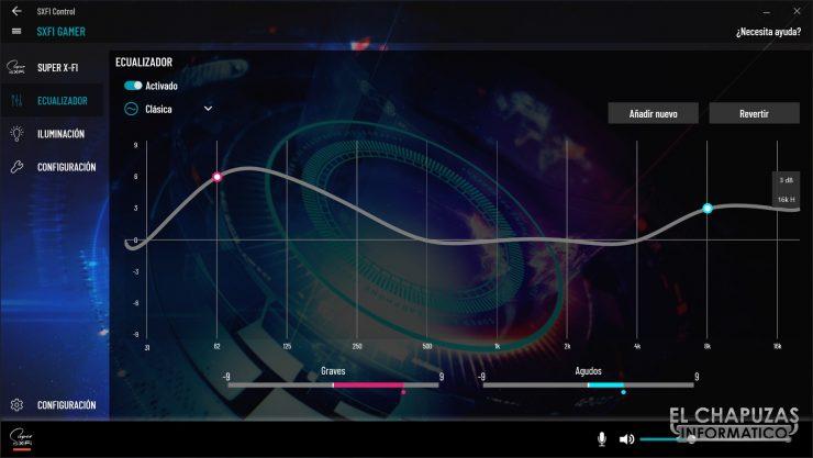 Creative SXFI Gamer - Pruebas 3