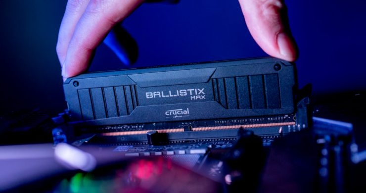 Ballistix MAX 5100