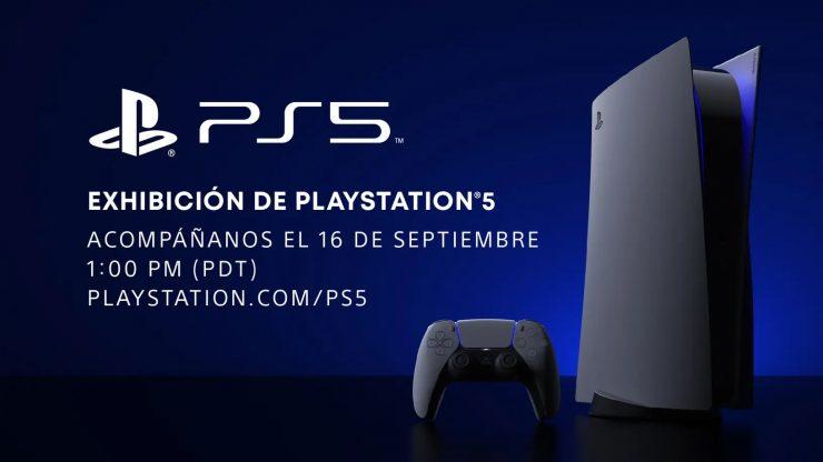 evento de la PlayStation 5