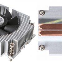 GELID Slim Silence AM4: Un sencillo disipador de aluminio de bajo perfil para CPUs AMD Ryzen