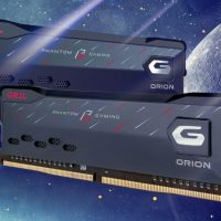 GeIL anuncia sus memorias RAM ORION Phantom Gaming de hasta 64GB @ 3600 MHz CL16