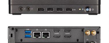 Gigabyte BRIX PRO: Mini-PC Ultracompacto con CPU AMD Ryzen