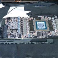 La Gigabyte GeForce RTX 3080 Gaming OC presenta un diseño de construcción bastante absurdo