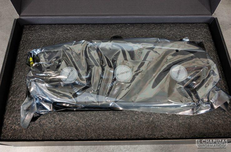 Gigabyte GeForce RTX 3080 Gaming OC 10G - Embalaje interno 2