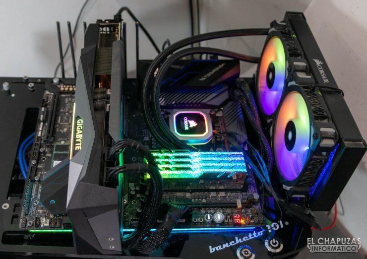 Gigabyte GeForce RTX 3080 Gaming OC 10G - Equipo de pruebas 2