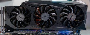 Gigabyte se pronuncia en torno a los condensadores de sus GeForce RTX 3080/3090