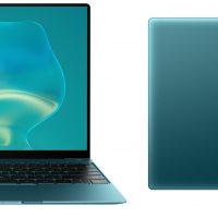 Huawei MateBook X: 13″ con resolución 3K e Intel Core de 10ª con 1kg de peso y 13,6mm