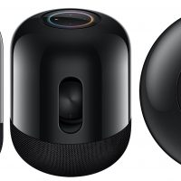 Huawei Sound X, altavoz Bluetooth de alta gama con iluminación RGB