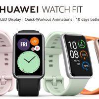 Huawei lanza sus nuevos smartwatch Watch GT2 Pro (elegante) y Watch Fit (deportivo)
