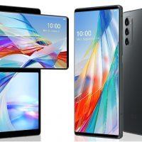 LG Wing: Smartphone con doble pantalla OLED que no parece nada práctica