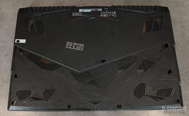 MSI GP75 Leopard - Base