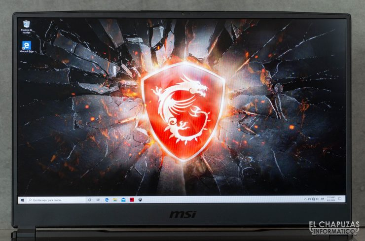 MSI GP75 Leopard - Pantalla 17,3 pulgadas Full HD 144 Hz