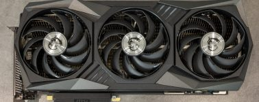 Review: MSI GeForce RTX 3080 Gaming X Trio 10G