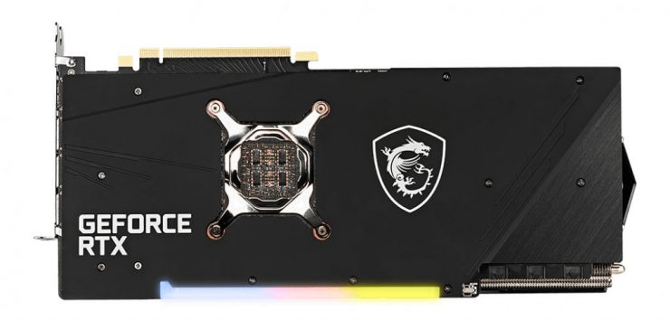 GeForce RTX 3080 Gaming X Trio v2